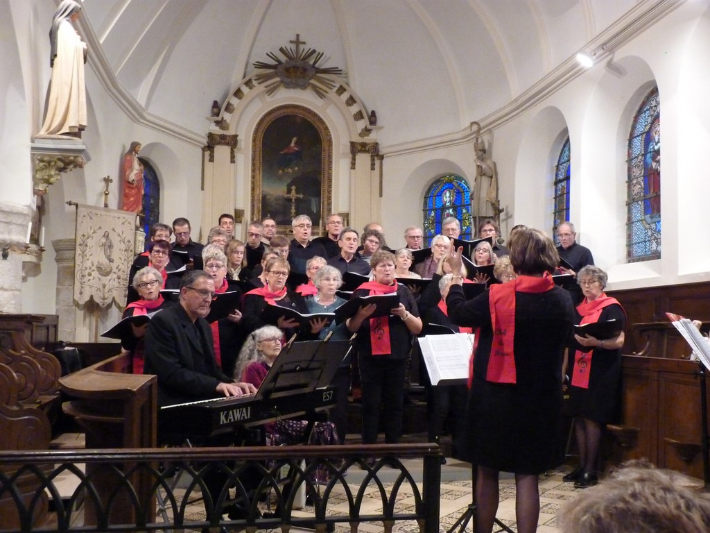 Chorale Coeur and Caux